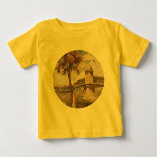 St. Augustine Fort - Castillo de san Marcos Baby T-Shirt