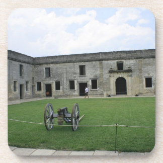 St Augustine Fort Castillo de San Marcos II Coaster