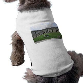 St Augustine Fort Castillo de San Marcos II Pet Shirt