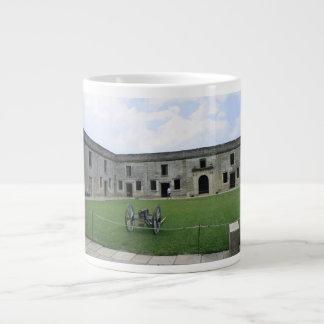 St Augustine Fort Castillo de San Marcos II Giant Coffee Mug