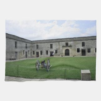 St Augustine Fort Castillo de San Marcos II Kitchen Towels