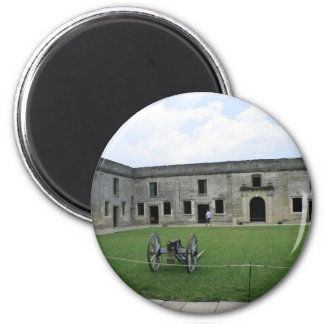 St Augustine Fort Castillo de San Marcos II Fridge Magnet