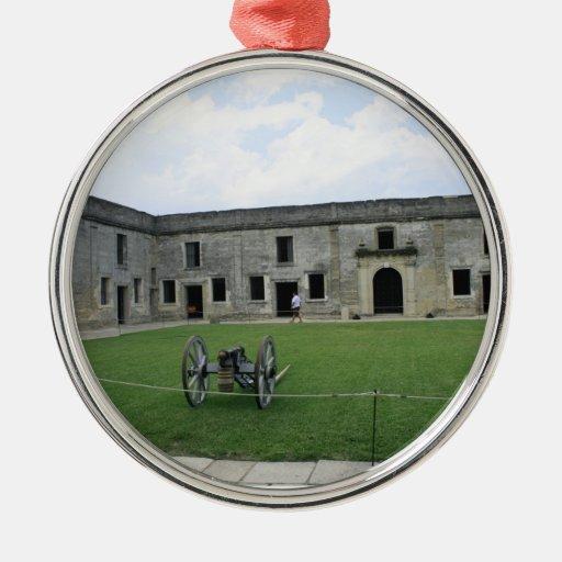 St Augustine Fort Castillo de San Marcos II Ornament