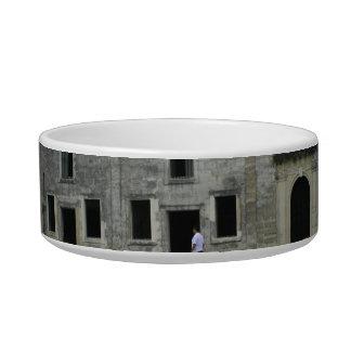 St Augustine Fort Castillo de San Marcos II Pet Bowls