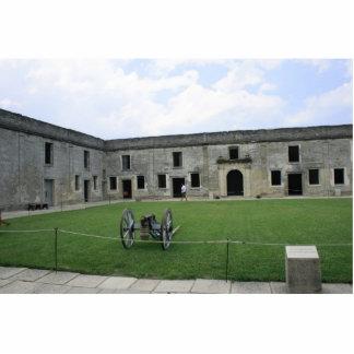 St Augustine Fort Castillo de San Marcos II Cut Outs