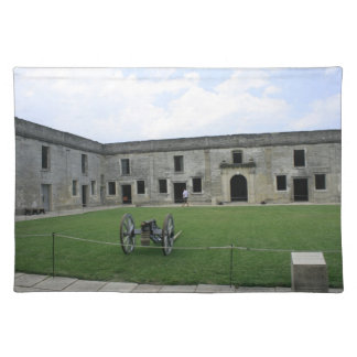 St Augustine Fort Castillo de San Marcos II Place Mats