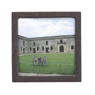 St Augustine Fort Castillo de San Marcos II Premium Trinket Box