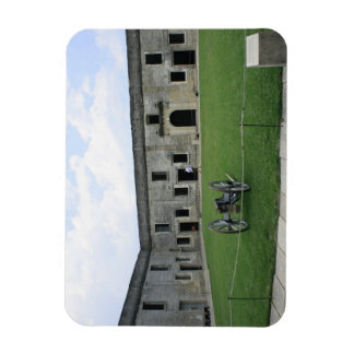 St Augustine Fort Castillo de San Marcos II Flexible Magnet