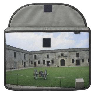 St Augustine Fort Castillo de San Marcos II Sleeve For MacBook Pro