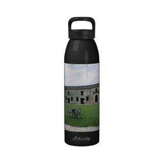 St Augustine Fort Castillo de San Marcos II Reusable Water Bottles