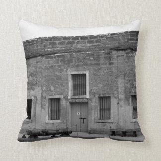 St Augustine Fort Castillo de San Marcos Throw Pillow