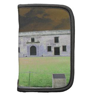 St  Augustine Fort I solarized Organizers
