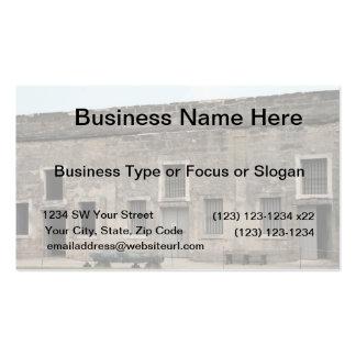 St Augustine Fort II.jpg Business Card