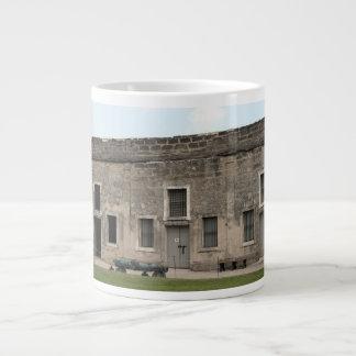 St Augustine Fort II.jpg Large Coffee Mug