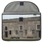 St Augustine Fort II.jpg Sleeve For MacBooks