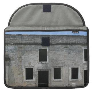 St Augustine Fort Windows MacBook Pro Sleeves