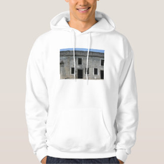 St Augustine Fort Windows Pullover