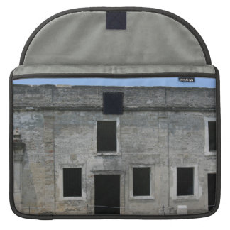 St Augustine Fort Windows Sleeve For MacBook Pro