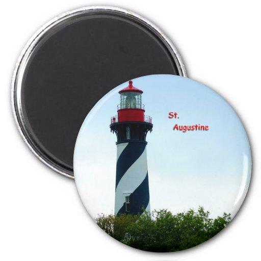 St. Augustine Fridge Magnets