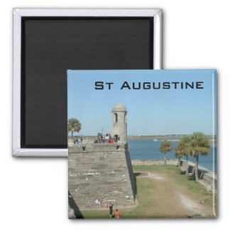 St Augustine Imán Cuadrado