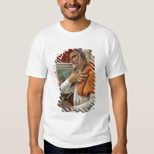 St. Augustine in his Cell, c.1480 T-shirt