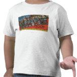 St Augustine, la Florida - escenas grandes 2 de la Camiseta