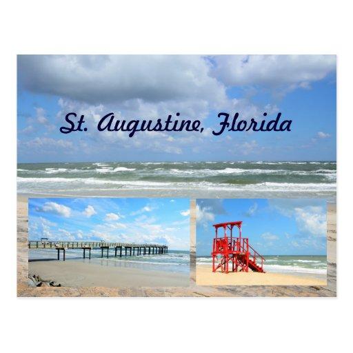 St Augustine la Florida Postal