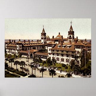 St Augustine, la Florida Póster