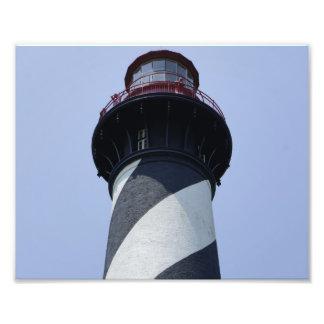 St. Augustine Light Photo Print