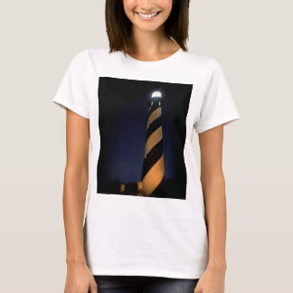 St. Augustine Lighthouse at Night T-Shirt