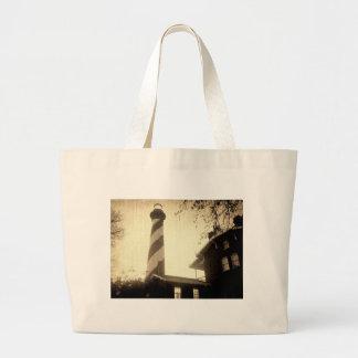 St. Augustine Lighthouse Canvas Bag