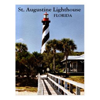 St. Augustine Lighthouse, Florida Postcard