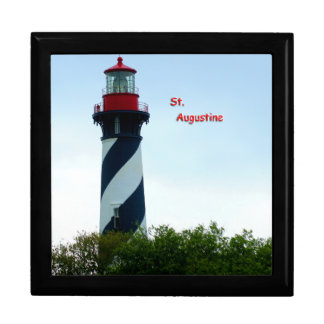 St. Augustine Lighthouse Jewelry Box