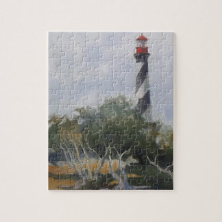 St. Augustine Lighthouse Jigsaw Puzzles