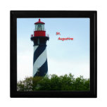 St. Augustine Lighthouse Keepsake Boxes