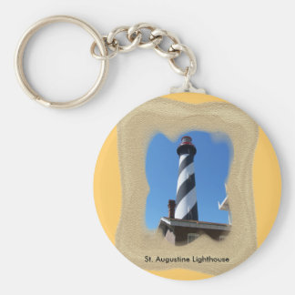 St. Augustine Lighthouse Keychain