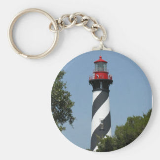 st augustine lighthouse key chain