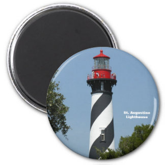 St. Augustine Lighthouse Magnet