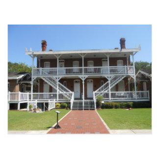 St. Augustine Lighthouse Museum, Florida Postcard
