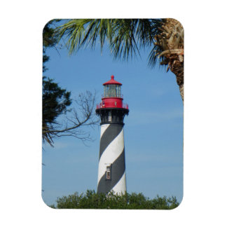 ST. AUGUSTINE LIGHTHOUSE Photo Magnet