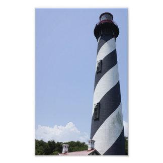 St. Augustine Lighthouse Photograph