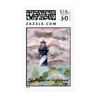 St Augustine Lighthouse Postage