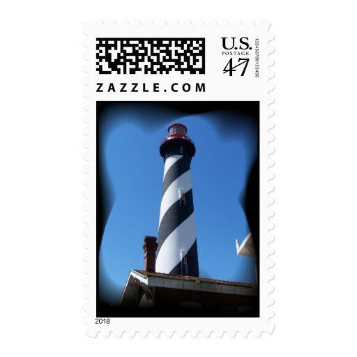 St. Augustine Lighthouse Postage