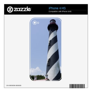 St. Augustine Lighthouse Decal For iPhone 4S