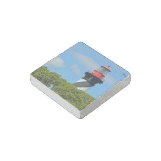 St. Augustine Lighthouse Stone Magnet