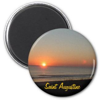 st. augustine magnet
