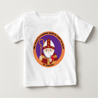 St. Augustine of Hippo Baby T-Shirt
