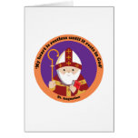 St. Augustine of Hippo Card