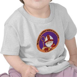 St. Augustine of Hippo Tee Shirt
