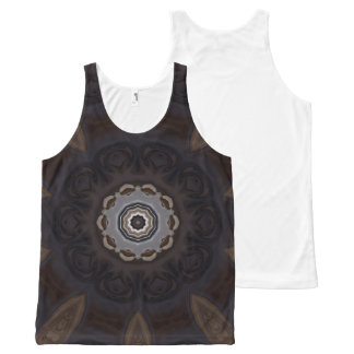 St. Augustine Old Fort. All-Over-Print Tank Top